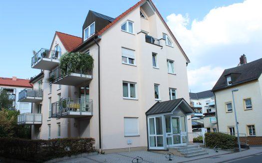 Etagenwohnung in Bayreuth